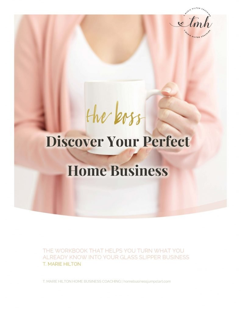 discover your perfect home business